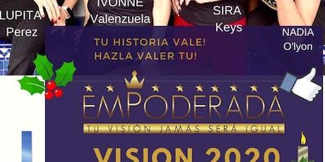 Empoderada Visión 2020 tickets