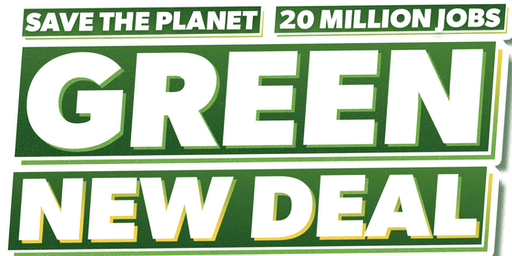 Green New Deal Townhall