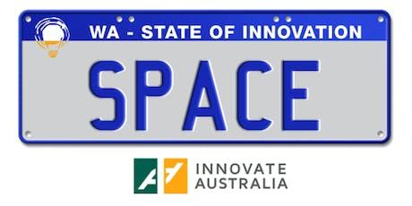 Space Innovation Network by Innovate Australia tickets