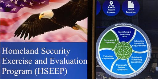 FEMA L0146: Homeland Security Exercise Evaluation Program (HSEEP)