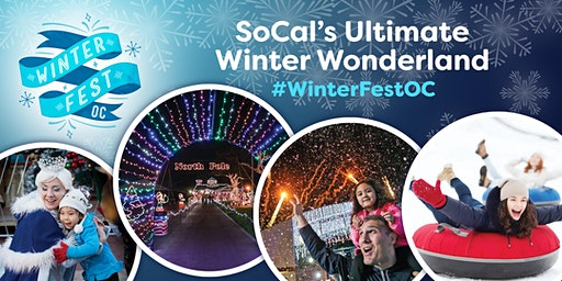 Winter Fest OC 2019-2020: Opening Night - Santa's First Flight!