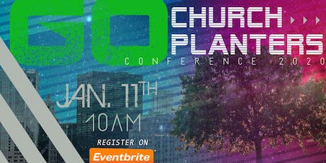Church Planters Conference 2020 tickets