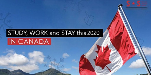 Be in Canada this 2020!