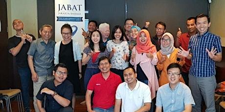 Berlatih Public Speaking bersama Jakarta Bahasa Toastmasters (JABAT) tickets
