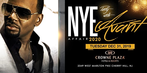 New Year's Eve Party with AVANT & Friends