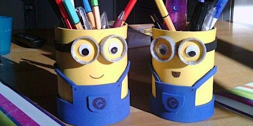 Make a Pencil Tin