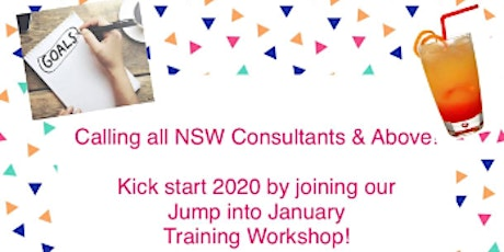 NSW Jump into January Training Workshop tickets