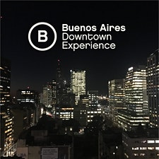 BADE - Buenos Aires Downtown Experience logo