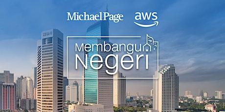 Indonesians in SG: Membangun Negeri with Amazon Web Services tickets