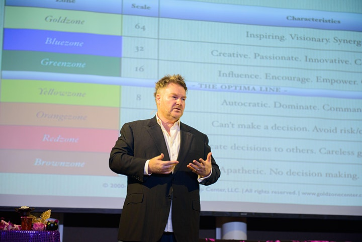 New Rules of Leadership: One-Day Seminar image