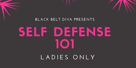 Self Defense 101 tickets