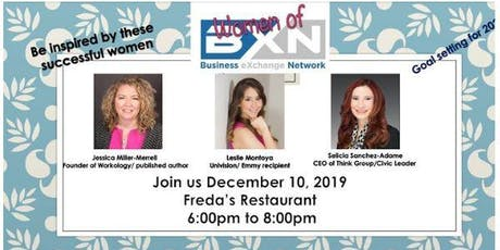 Women of BXN: Planning for a Successful 2020! tickets