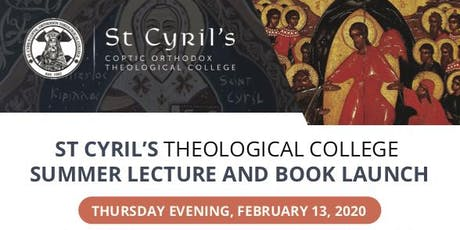 St Cyril's Public Summer Lecture - Archpriest Chad Hatfield tickets