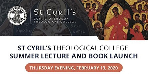 St Cyril's Public Summer Lecture - Archpriest Chad Hatfield