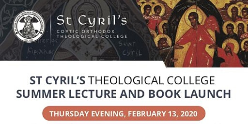St Cyril's Public Summer Lecture - Archpriest Chad Hatfield