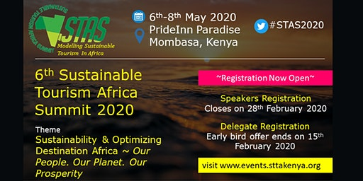 Sustainable Tourism Africa Summit 2020
