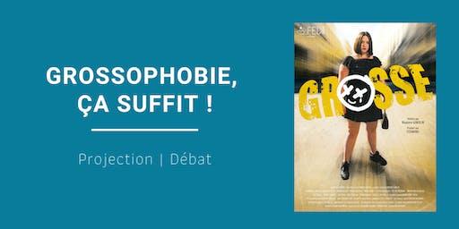 Projection-débat : GROSSOPHOBIE, ça suffit !