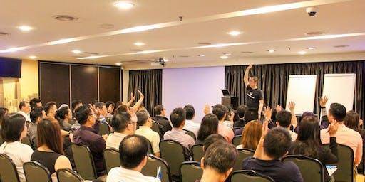 *PENANG* Entrepreneur Masterclass by Vince Tan