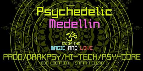 Psychedelic Medellin tickets