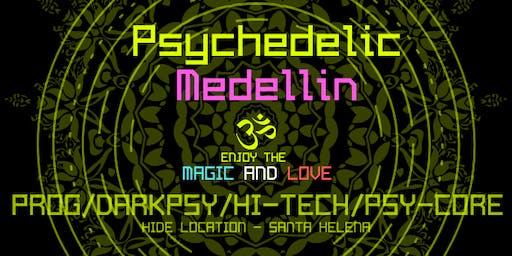 Psychedelic Medellin