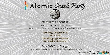 Atomic Crash Party - Star Wars Edition tickets