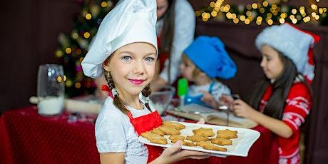 Kids Christmas Gingerbread Masterclass tickets