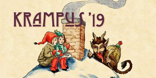 The Victorian Belle Mansion Presents Krampus 2019, A Party Event for Adults