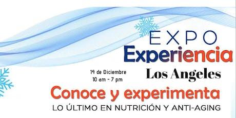 Expo Experiencia Los Angeles tickets