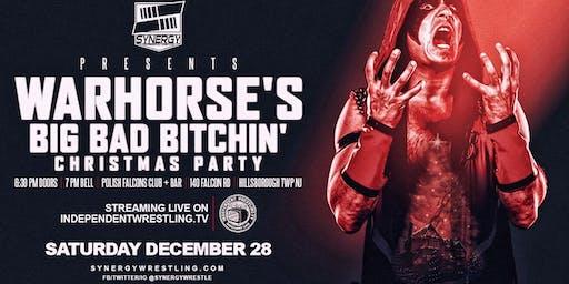 WARHORSE's Big Bad Bitchin' Christmas Party LIVE on IWTV