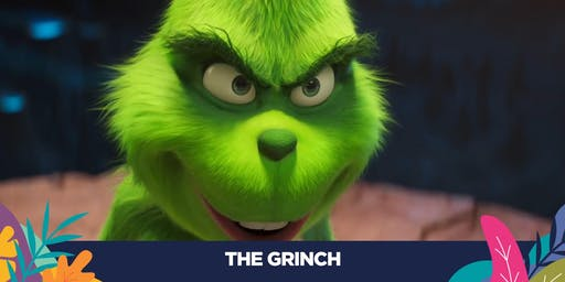 Free movies at Beenleigh Town Square: The Grinch