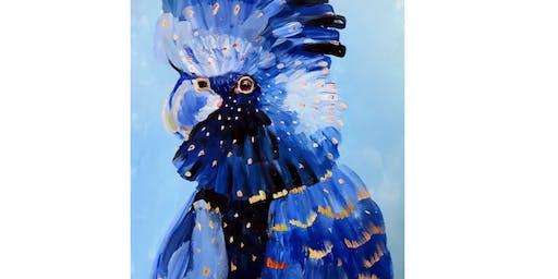 Blue Cockatoo - The Fiddler