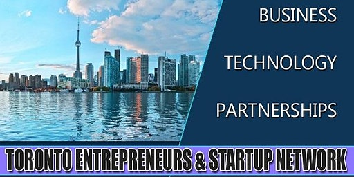 Toronto's Biggest Business, Tech & Entrepreneur Professional Networking Soriee