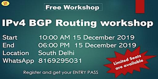 IPv4 BGP Routing Workshop