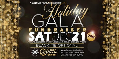 HOLIDAY GALA BLACK TIE CONCERT FUNDRAISER, A Concert to Warm Your Heart and Soul tickets