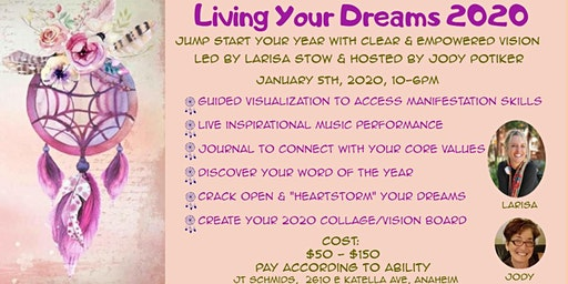 Living Your Dreams - A Women's Empowerment Experience