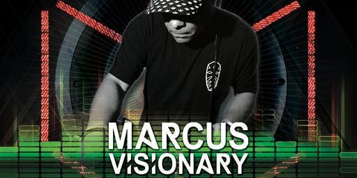 Marcus Visionary, in Barrie