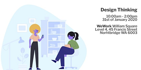 Design Thinking tickets