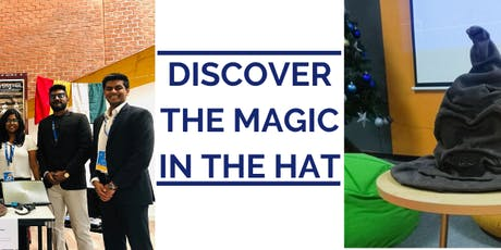 Discover the Magic in the hat! tickets