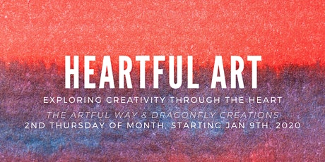 Creative Circle: Heartful Art Making tickets
