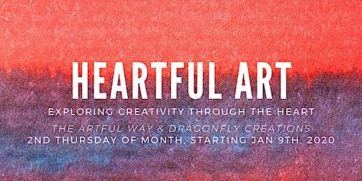 Creative Circle: Heartful Art Making