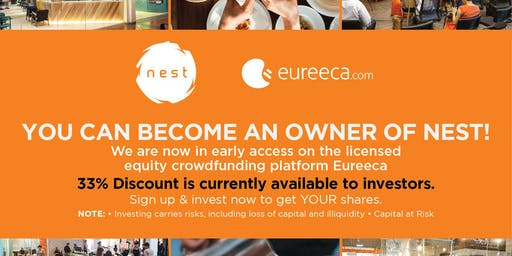 NEST Crowdfunding Investor Preview & Networking