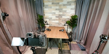 Record Your First Podcast - Top of the line studio! tickets