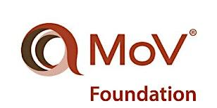 Management of Value (MoV) Foundation 2 Days Training in Birmingham
