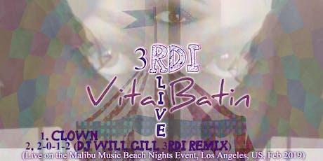 Vita Batin - 3rdi (Album) & Dubai Musical Nights Dinner Cruise Dec 7, 8 & 9 tickets