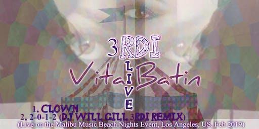 Vita Batin - 3rdi (Album) & Dubai Musical Nights Dinner Cruise Dec 7, 8 & 9