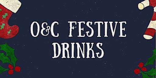 O&C Festive drinks
