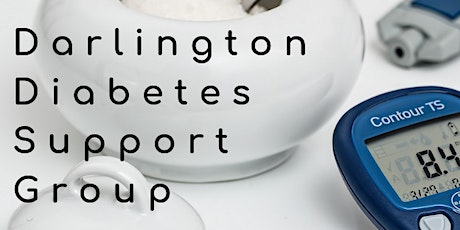Darlington Type 2 Diabetes Support Group : January 2020 tickets