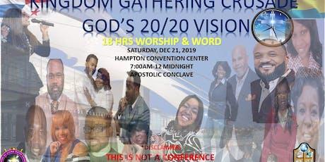 Kingdom Gathering Crusade 2020 tickets