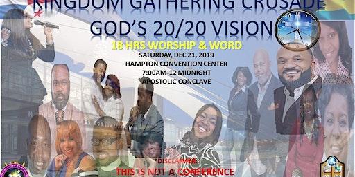 Kingdom Gathering Crusade 2020