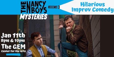 The Nancy Boys in Boise! tickets